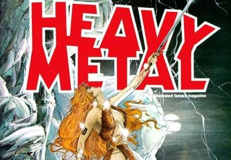 James Cameron en 'Heavy Metal'