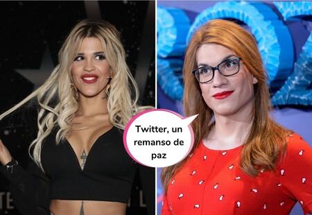 """Ylenia Padilla estalla y lanza comentarios tránsfobos contra la cómica Elsa Ruiz en Twitter: """"Eres un cerdo"""""""