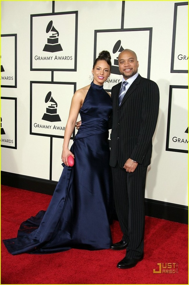 Foto de La alfombra roja de los Grammys 2008 (5/6)