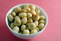 Nueces de macadamia, combustible para el otoño