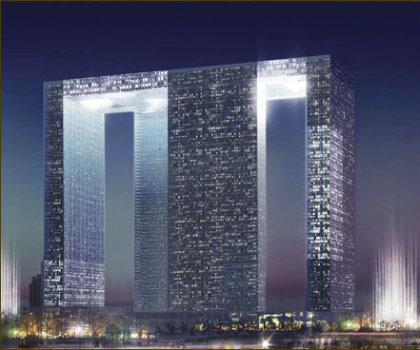 Lo que llega a Dubai: Dubai Pearl
