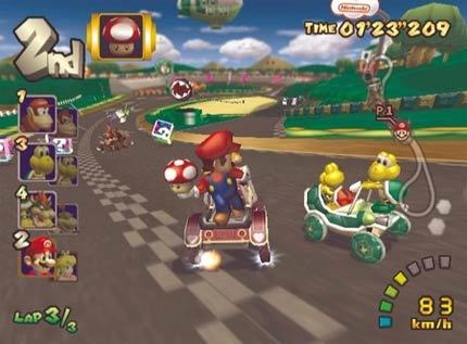 GameCube - Mario Kart Double Dash