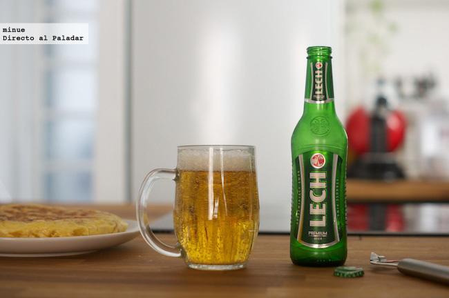Cata de cerveza Lech - 2