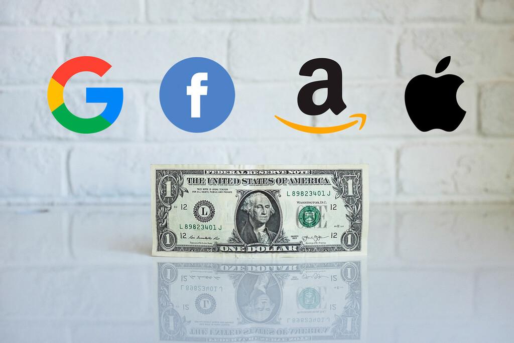 La Tasa Google no logra su objetivo: de los 968 millones esperados para 2021 solo se han recaudado 92 en el primer trimestre