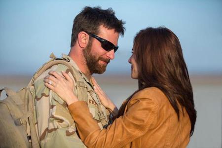 Bradley Cooper y Sienna Miller en