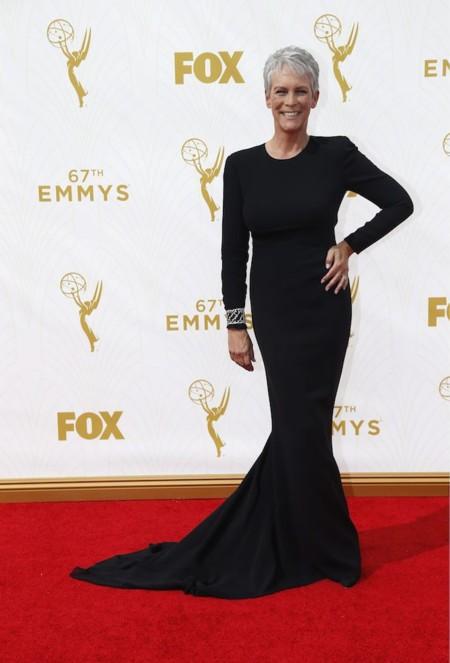 Jamie Lee Curtis Emmys 2015