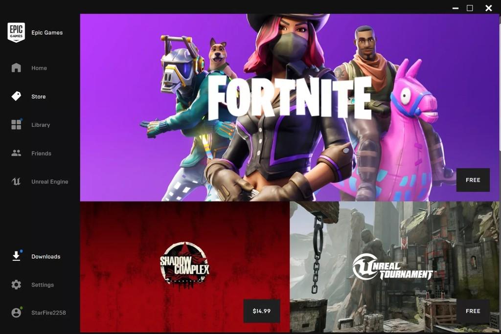 Epic Games reta a Steam lanzando su propia tienda de juegos con un generoso reparto del 88% para los creadores
