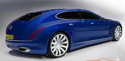 Soñando con el Bugatti Royale