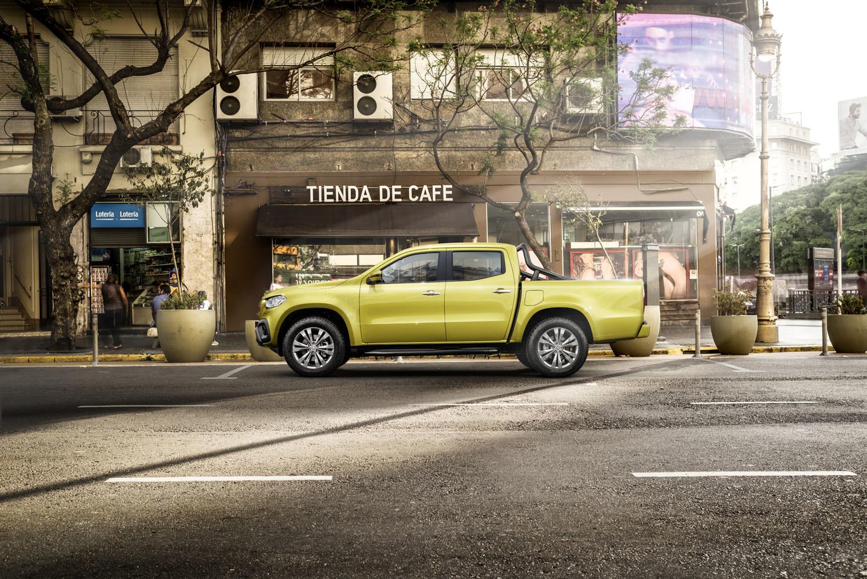 Foto de Mercedes-Benz Clase X Progressive (35/43)