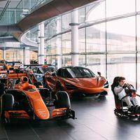 Si eres un gamer y quieres trabajar en McLaren, ahora es tu momento