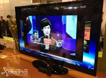Lenovo Smart TV K91: una televisión con Android Ice Cream Sandwich