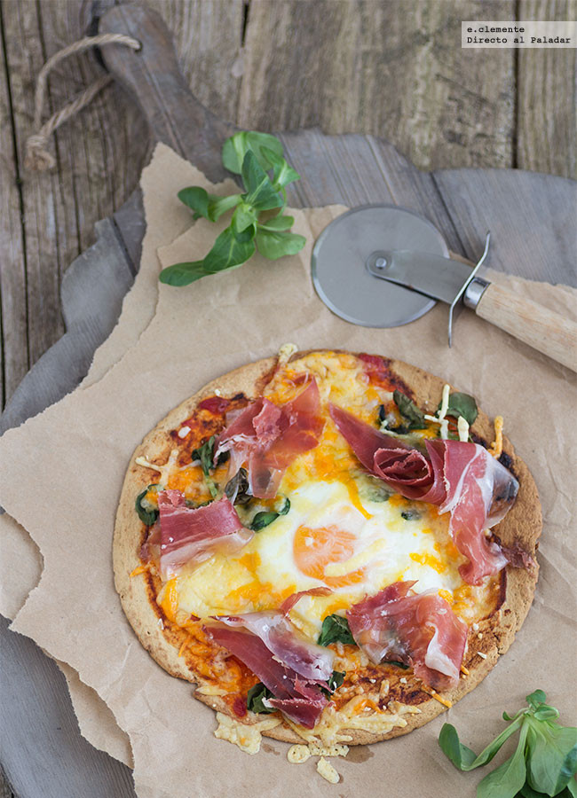 Receta de masa de pizza casera - Cenas sin cocinar ...