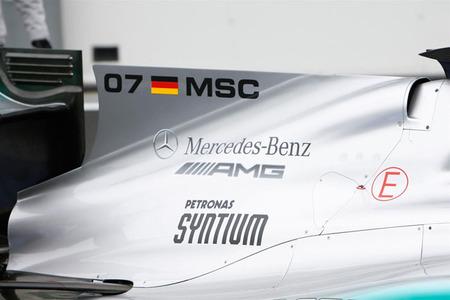 La aleta de tiburón podría volver a la Fórmula 1 en 2013