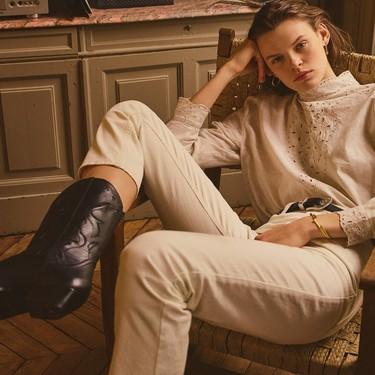 Siete botas y botines de piel que Mango ha rebajado para pisar con estilo por mucho menos