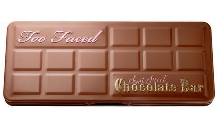 """¿Looks semi-dulces?. Sí, con la nueva versión de  la """"Chocolate Bar Palette"""" de Too Faced"""