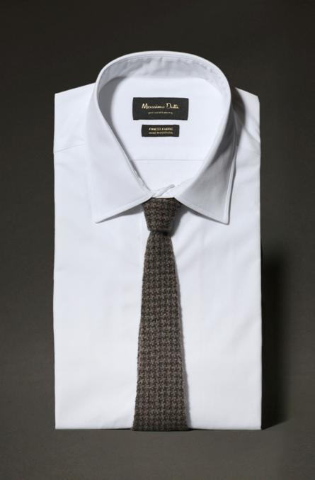 Corbata camisa Massimo Duti 685 5th Avenue