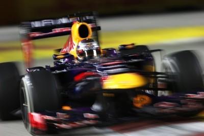 Mi Gran Premio de Singapur 2013: Sebastian Vettel aplasta