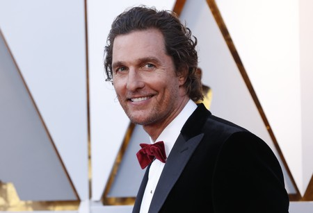 Matthew McConaughey escribe sus memorias y queremos saberlo todo sobre los fantasmas de sus ex novias pero él dice que es mucho más