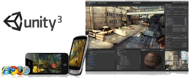 Unity 3D Engine