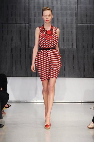 Yves Saint Laurent colección Crucero 2012: ¿acaso es necesario seguir explotando la inspiración marinera?