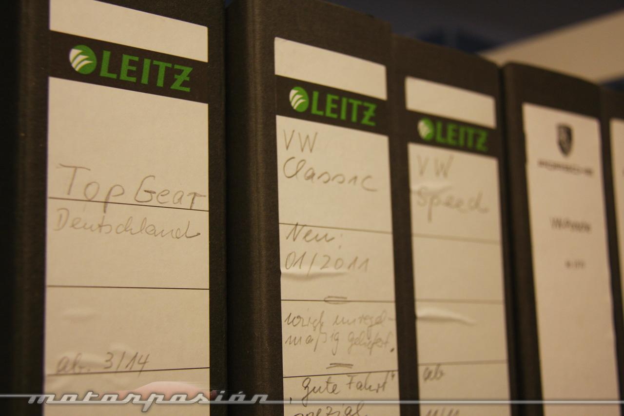 Foto de Museo Porsche: los archivos históricos (19/25)