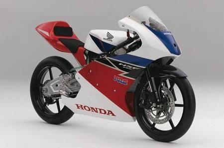 La Honda NSF250R ya está a la venta