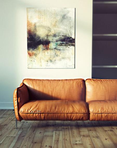 Sofa Cuero 1