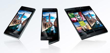 Lenovo podría quedarse con el negocio móvil de NEC
