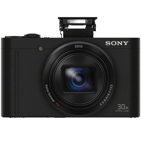 Cámara Sony Cyber-Shot DSC-HX90, con WiFi y zoom óptico de 30x, por 299 euros