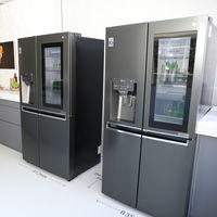 Los nuevos frigoríficos conectados de LG buscan mejorar el consumo e integrarse mejor en el diseño de la cocina