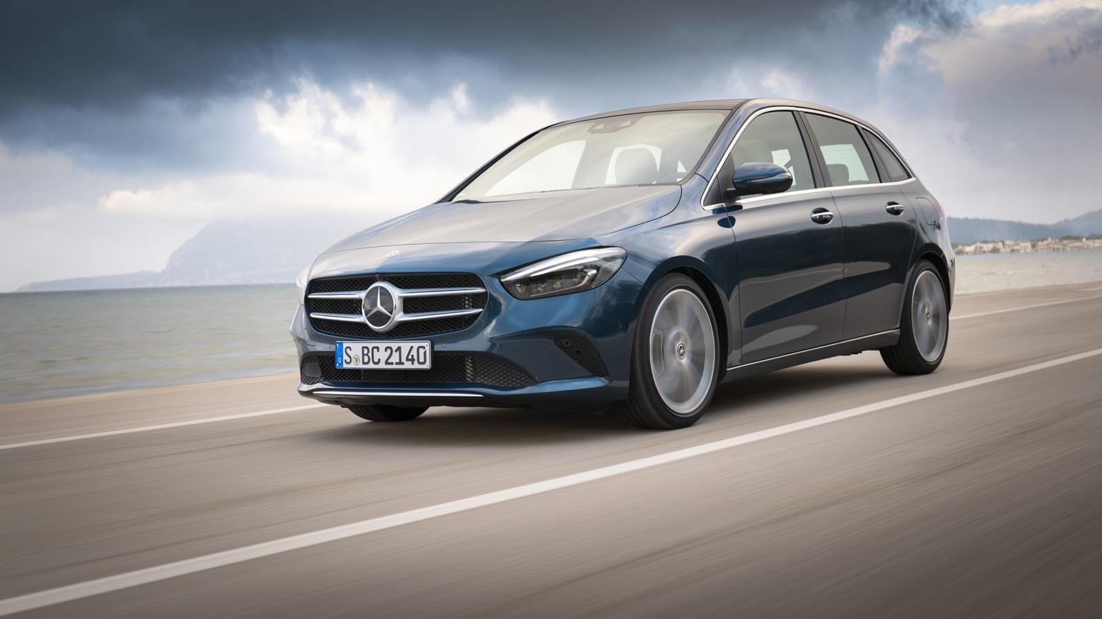 Foto de Mercedes-Benz Clase B 2019 (13/157)
