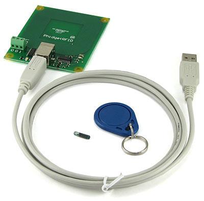 Kit de experimentacion RFID