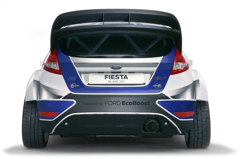 Foto de Ford Fiesta RS WRC (24/27)