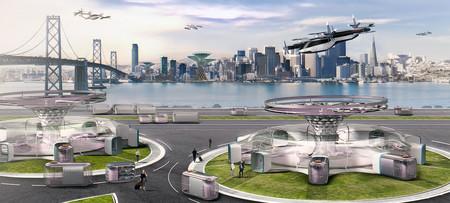 Hyundai también quiere volar alto: presentará su primer prototipo de taxi volador autónomo en el CES de Las Vegas