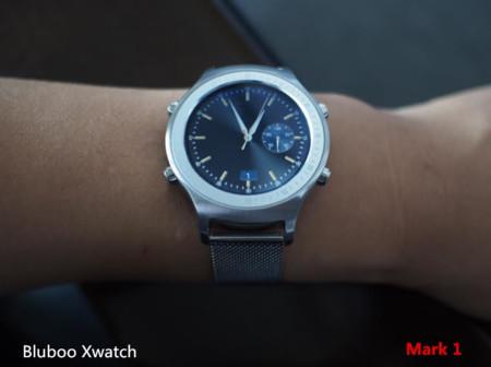 Bluboo Watch confirma que será el Android Wear más barato: costará tan solo 100 euros
