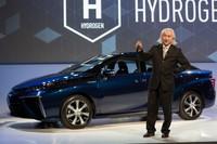 Toyota se pone a la altura de Tesla y libera 5.680 patentes de su coche a hidrógeno