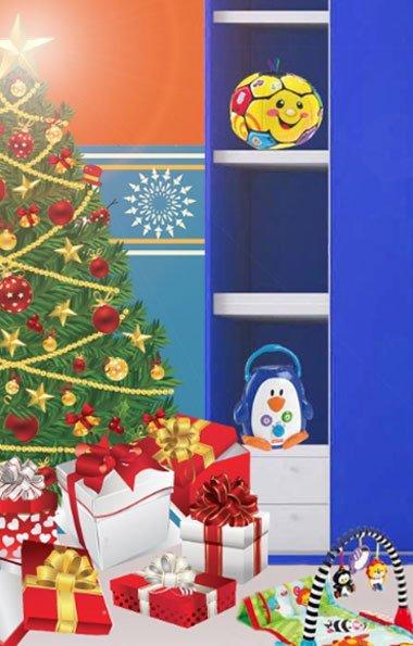 Cuéntanos cómo vive la noche de Reyes tu hijo y gana un juguete Fisher-Price