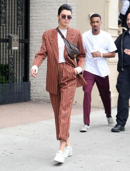 Looks De Celebs Con Traje Pantalon