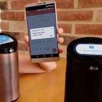 LG SmartThinQ, un cilindro con el que podremos controlar todos los dispositivos del hogar