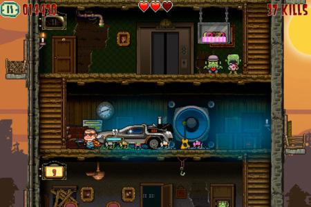 Los mejores juegos gratis para iOS - Endless Runners - crazy bill