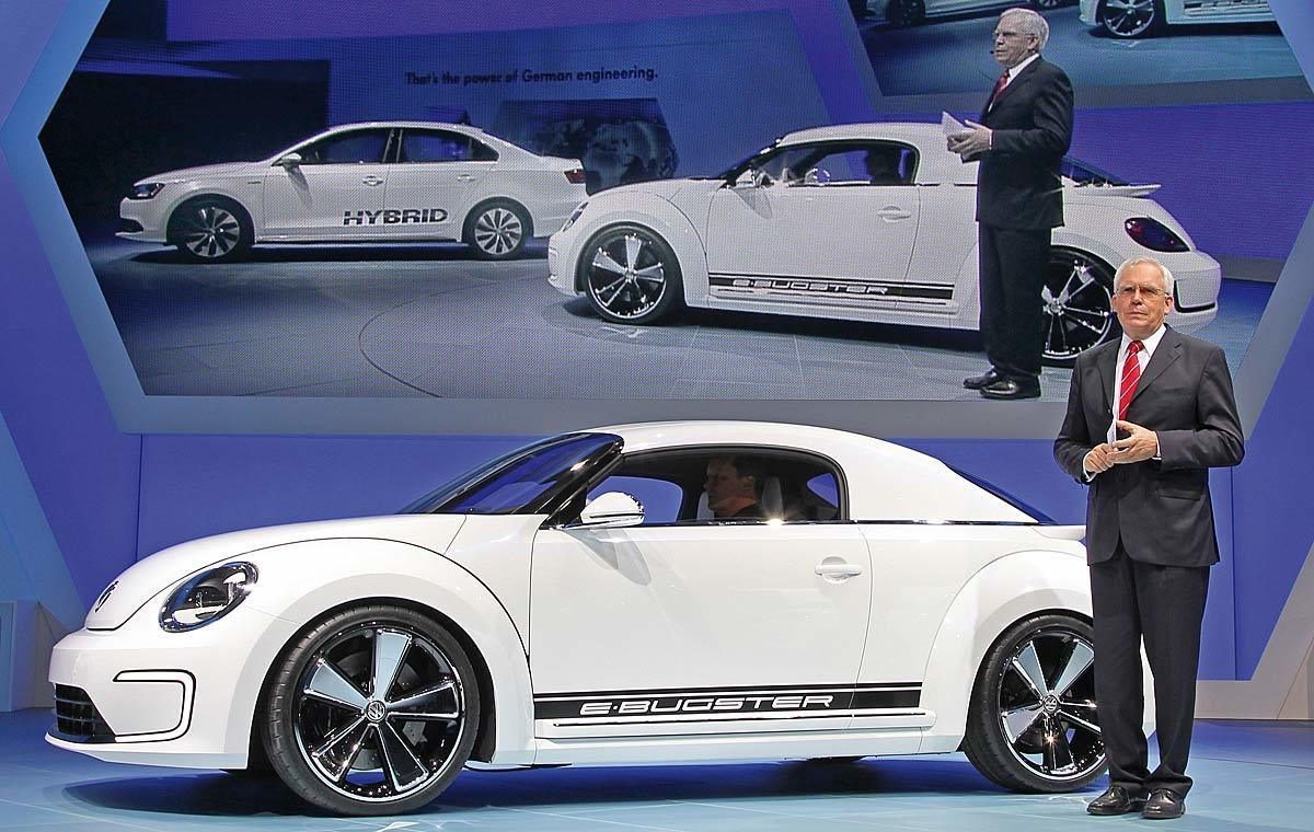 Foto de Volkswagen E-Bugster (13/13)