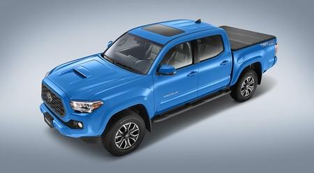 Toyota Tacoma 2020 4