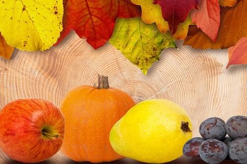Las mejores frutas y verduras de otoño