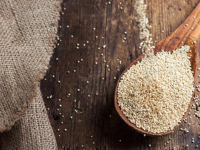Grano entero, inflada, en harina... Todas las versiones que puedes encontrar de la quinoa a tu alcance