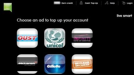 Samba mobile, conexiones 3G gratuitas a cambio de ver vídeos con publicidad