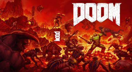 Estas son las portadas alternativas de Doom y tú puedes ayudar a elegir la definitiva