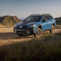 El Subaru Outback se pone cachas con la versión Wilderness: 260 CV calzados para el campo y con interior hidrófugo