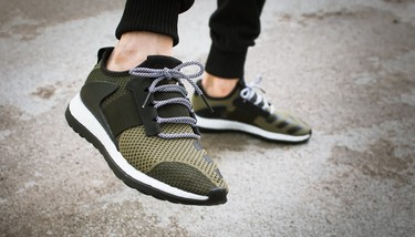 Excelencia Adidas: zapatillas Day One Pure Boost ZG
