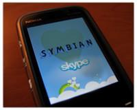 Skype en versión beta disponible para Symbian S60