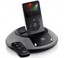JBL on station™ II: Dock de lujo para tu iPod